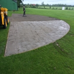 High Jump Runway in Cladach 8