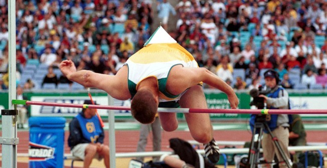 High Jump Equipment in West Yorkshire